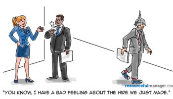 bad hire cover art