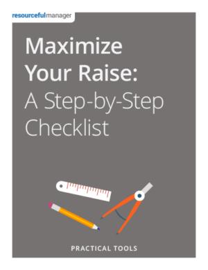 Cover - Maximize Your Raise