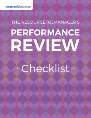 The ResourcefulManager's Performance Review Checklist