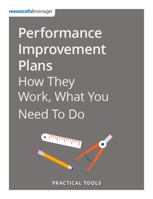 Performance Improvement Plans: How They Work, What You Need to Do