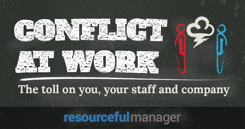 conflict at work cover