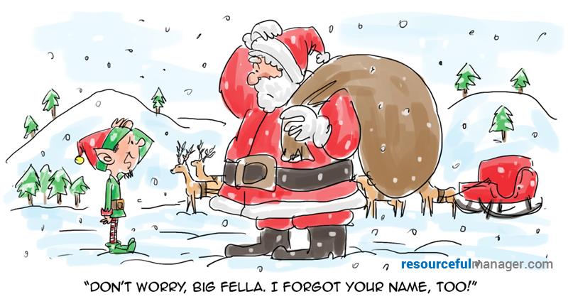 Santa Elf Image