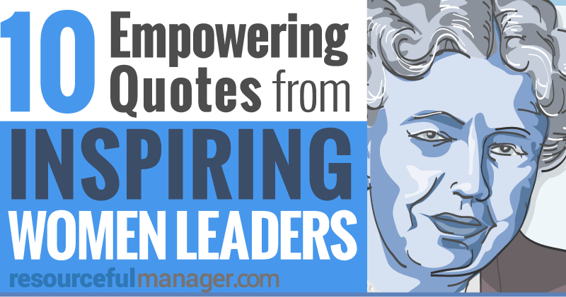 women empowering quotes cover